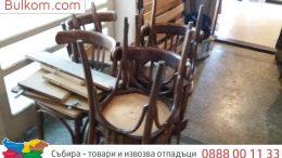 стари мебели София и областта